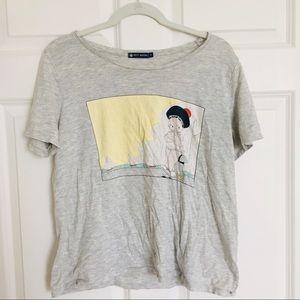 Petit Bateau retro t-shirt